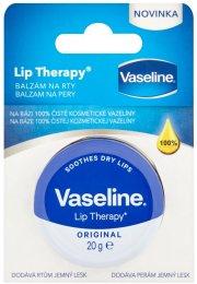 Vaseline Lip Therapy Original regenerující balzám na rty