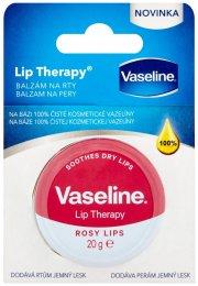 Vaseline Lip Therapy Rose lips regenerující balzám na rty
