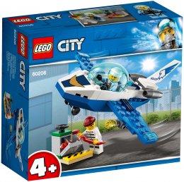 LEGO® City Hlídka Letecké policie 60206