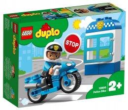 LEGO® DUPLO®  Policejní motorka 10900