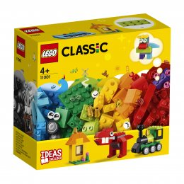 LEGO® Classic Kostky a nápady 11001