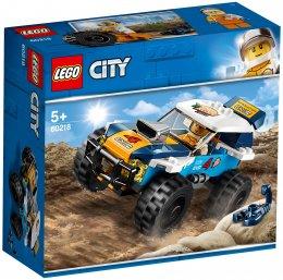 LEGO® City Pouštní rally závoďák 60218