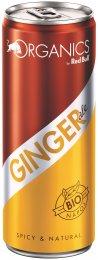 Organics BIO Limonáda Ginger Ale