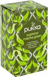 Pukka BIO Supreme Matcha Green čaj