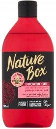 Nature Box sprchovýl gel Granátové jablko