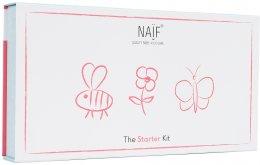 NAÏF Startovací set kosmetiky pro děti a miminka
