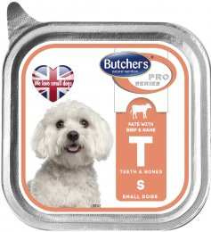 Butcher's Vanička s hovězím masem a zvěřinou