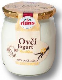 Rians Ovčí jogurt vanilka