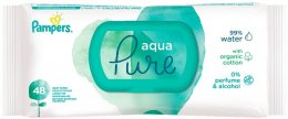 Pampers Aqua Pure vlhčené ubrousky 48 ks