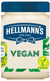 Hellmann's Vegan omáčka bez vajec