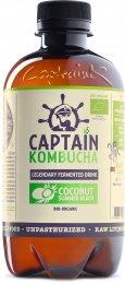 Captain Kombucha BIO Nápoj Coconut Summer Beach