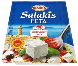 Président Salakis Feta sýr