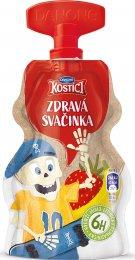 Danone Kostíci Kapsička jahoda/banán
