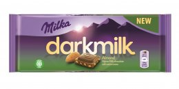 Milka Dark Milk Almond