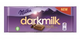 Milka Dark Milk Alpine