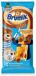 Opavia Brumík Duo oříšek čokoláda