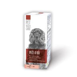 PET HEALTH CARE Péče o uši 100 ml