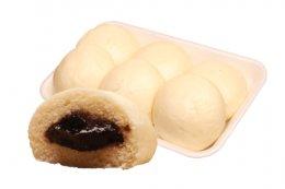 Lef Kynuté knedlíky plněné - s čokoládovo - oříškovou náplní 6ks