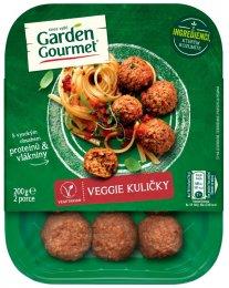 Garden Gourmet Vegetariánské Veggie kuličky