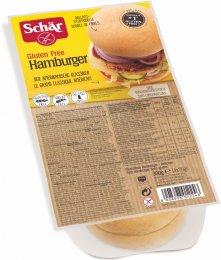 Schär Hamburger bez lepku
