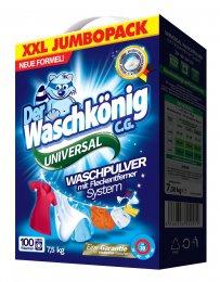 WaschKönig Universal prací prášek (7,5kg)