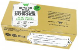 Beyond Meat The Beyond Burger 10ks