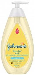 Johnson's® Mycí gel pro tělo a vlásky