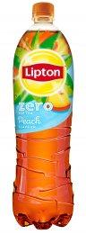 Lipton Black Peach Zero