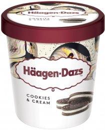 Häagen-Dazs Cookies cream