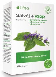 LIFTEA Šalvěj+yzop tob.30