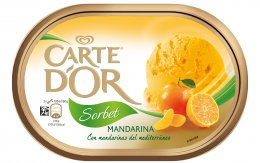 Carte d'Or Mandarinkový sorbet