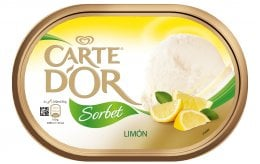 Carte d'Or Sorbet Citron