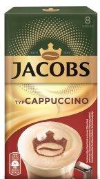 Jacobs Cappuccino 8 ks