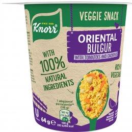 Knorr Orientální bulgur s rajčaty a cizrnou