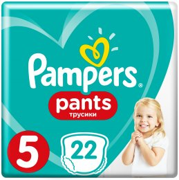 Pampers Pants (velikost 5)
