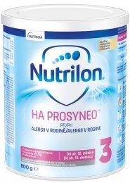 Nutrilon 3 HA PROSYNEO speciální mléko pro malé děti od 12. měsíců