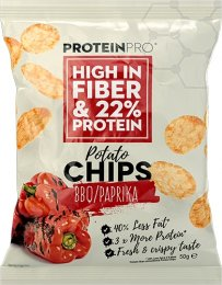 Probrands Protein Chips BBQ-paprika