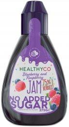 Healthyco Jam borůvkovo-malinový