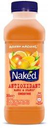 Naked Mango machine smoothie