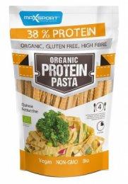 MAX SPORT BIO Organic protein pasta Quinoa Fettuccine
