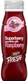 Rio Fresh Superberry Smoothie Malina PET