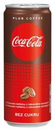 Coca-Cola Plus Coffee plech