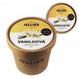 Ollies zmrzlina vanilková