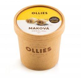 Ollies zmrzlina maková