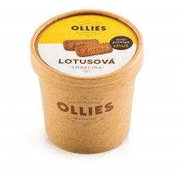 Ollies zmrzlina lotusová