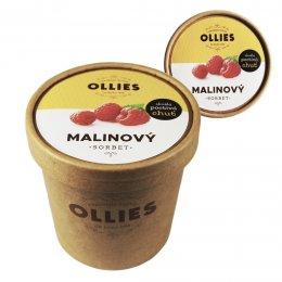 Ollies sorbet malinový