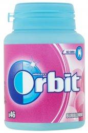 Wrigley's Orbit Bubblemint žvýkačky bez cukru