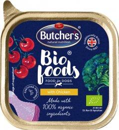 Butcher's BIO Vanička s kuřecím masem pro psy