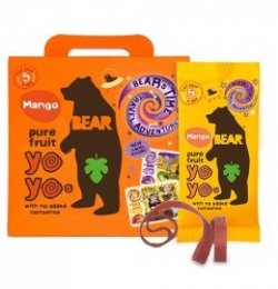 Bear YOYO želé - mango 5x20g