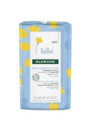 KLORANE BEBE Velmi jemné výživné mýdlo-kostka 250g